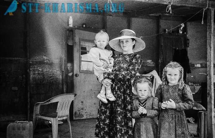 Amish Mennonite seznamka